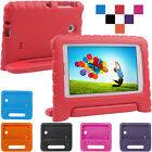 Cute Tab4 7inch T230 EVA Foam Case Cover with Handle & Stand for Samsung Galaxy