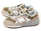 New Balance MRT580CW D Beige  White  Grey Lifestyle Suede Casual Shoes NB