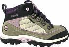 Timberland Hypertrail Gortex Youth Girls Grey Trainers (2173R U72)