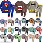 """53 Styles"" Vaenait Baby 2T-7T Toddler Boys Clothes Sleepwear Pajama 2 pcs Set"