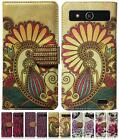 For ZTE SPEED Overture 2 Fanfare Bling NEW Design Leather Wallet Flip Cover Case