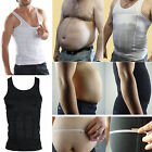 Pro Men Body Slimming Tummy Vest Belly Waist Girdle Shirt Underwear Shapewear