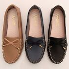 Womens Padded Comfort Casual Walking Work Flats Shoes Loafers Moccasins Oxfords