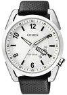 Citizen Eco-Drive 100m Leather Men's Metropolitain Watch AW0010-01A