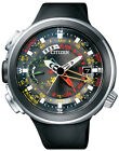 Citizen Promaster Eco-Drive Altichron Cirrus Titanium DLC Japan Watch BN4035-08E