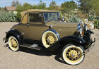 Ford+%3A+Model+A+Convertable+Cabriolet+Model+A+Ford+1931+Cabriolet+Convertabile+68C%2C+Excellent+Driver