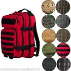 28 LITRE BACKPACK MOLLE BAG TRAVEL RUCKSACK HOLIDAY CYCLING BABY HAND LUGGAGE