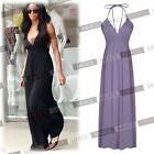 Long Maxi Summer Beach Party Hawaiian Boho Evening Sundress Women Casual Dresses