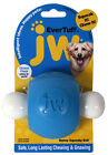 BONEY SQUEAKY BALL LARGE JW Pet Tough Durable Nylon Bone Squeaker Rubber Dog Toy