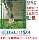 IRON PEDESTRIAN GATES/GARDEN GATES FOR WIRE MESH FENCING