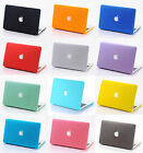 "Rubberized Hard Matte Case Cover For Macbook Pro 13""/13.3inch Retina 2009-2015"