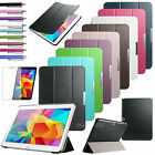 For Samsung Galaxy Tab 4 10.1 SM-T530NU Tablet Folio Smart Leather Cover Case