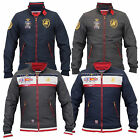 Mens Jacket Santa Monica Coat Windbreaker American USA Funnel Neck Summer New
