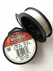 Beadalon Wildfire Weaving Thread ~ Black or White ~ Choose Size ~ 20yd Spool