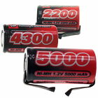 1.2V NiMH SubC (SC) Single Cells 2200-5000mAh for DIY custom battery packs