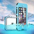 WATERPROOF SHOCKPROOF DIRTPROOF CASE COVER FOR APPLE IPHONE 6 4.7 & 6 PLUS 5.5