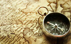 OLD MAPS WITH COMPASSES - COMPASS -  NEW  MOUSE MAT MOUSE PAD
