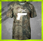 iPac PRO GUN PISTOL FIREARMS NRA SIG AR15 9MM 2ND AMENDMENT RIGHT TO T-SHIRT TEE