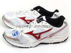 Mizuno Maximizer 7 White/Red/Silver Sportstyle Wide Running Shoes K1GA150084