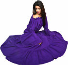Renaissance Medieval Costume Chemise Ruffled Under Dress - 6 Colors