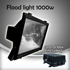Industrial Flood Light 1000w Metal Halide(MH) or HPS with lamp & remote ballast