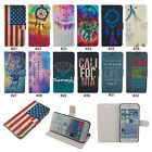 Dream Catcher Magnetic PU Leather Slim Stand Flip Case Cover For iPhone 6/Plus