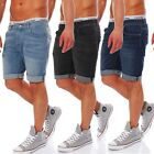 SELECTED HOMME CASH HERREN SHORTS JEANS SHORT STRETCH HOSE