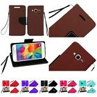 WHOLESALE For Samsung Galaxy Core Prime G360 Premium Leather Wallet Cover Case