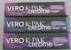 Joico Vero K PAK CHROME Hair Color 2 oz ~ LOT Of 6 Tubes ~ WORLD WIDE FREE SHIP