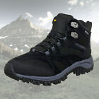 Merrell Mens Phoenix GTX Gore-Tex Mid Waterproof Walking Boots Black - New
