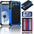 Shockproof Silcone Protective Hard Case Cover For Samsung Galaxy S3 S III I9300