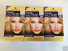 3 x Schwarzkopf Blonde Ultime Light Natural Blonde / cool blonde Hair Dye Colour