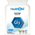 Health4All Glycine 500mg Capsules (V) | ENERGY AND MEMORY BOOST | SLEEP QUALITY £4.99 GBP on eBay