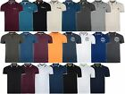 Mens New  Crosshatch Brave Soul Pique Jersey Short  Sleeve Polo Top T Shirts