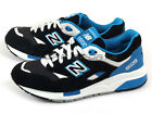 New Balance CM1600BW D Black & Blue & White Sportstyle Running Riders Club NB