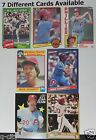 MIKE SCHMIDT _7 Different 1990's Cards $1 Each_Choose 1 or More_BUY 10 Mail FREE