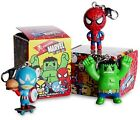 Marvel TOKIDOKI X Frenzies ZIPPER PULL Random OR Choice SUPERHEROES *NEW*