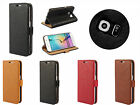 PU Leather Flip Wallet Stand Skin Phone Case Cover for Samsung S6 /S6 edge