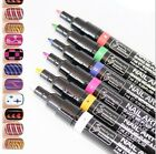 Pretty 16 Colors Nail Art Pen Painting Dot Drawing UV Gel Polish Manicure Tool