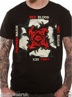 Official Red Hot Chili Peppers Blood Sugar Sex Magik T Shirt Album Art