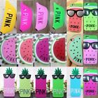 Fruit Cellphone silicone case cover protection guard for Apple iphone 5 5G 5s