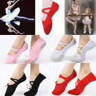 Ballet Shoes Slippers Canvas Suitable For Children,Teenage,Adult Gymnastic Shoes