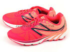 New Balance W3190PK2 D Pink & Salmon & Black & White Lightweight Running Shoes