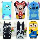 3D Cellphone silicone case cover for ASUS Zenfone 5 Mobile Multi-options