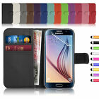 Flip Wallet Leather Case Cover For Samsung Galaxy Ace 4 G357 & Screen Protector
