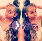 "18""20""22"" Long Queen Wavey 100% indian remy human hair Front Lace Wigs"