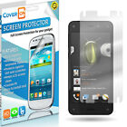 Lot New HD Clear Anti Glare LCD Screen Protector Cover for Amazon Fire