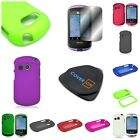 For Pantech Swift P6020 - Colorful Protective Guard Cover Shield Case
