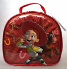 Retired Disney store Toy sory 2 Jessie school lunch box lunch box glitter