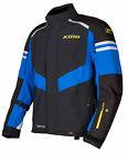 Klim Latitude Motorcycle Jacket Blue Mens Size SM-3XL